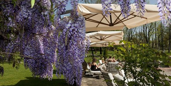 Frühlingslandschaft weckt Frühlingsgefühle im Monat Mai