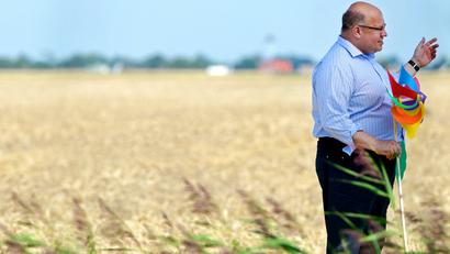 Bundesumweltminister Altmaier ist Single © Marcus Brandt/DPA