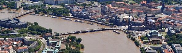 +++ Eilmeldung +++ adamare hilft den Hochwasseropfern von Dresden