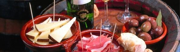 Kulinarische Köstlichkeiten aus Andalusien