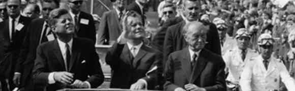 50 Jahre nach der Kennedy Rede in Berlin