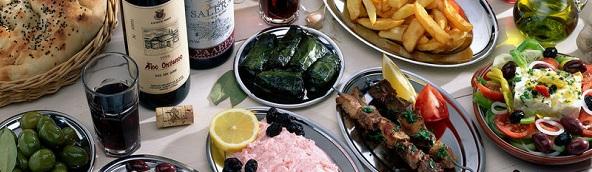 Kulinarische Köstlichkeiten aus Zypern