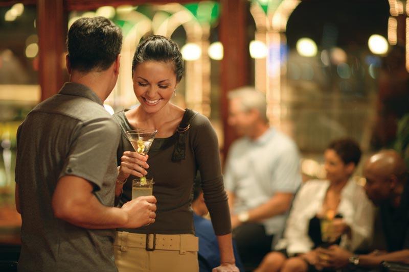 Urlaubsflirts auf Singlereisen © adamare Singlereisen
